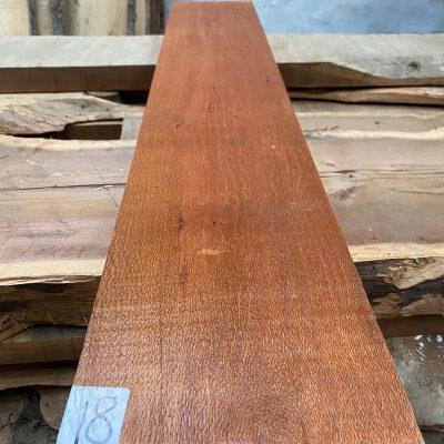 Leopardwood 1000x175x25mm
