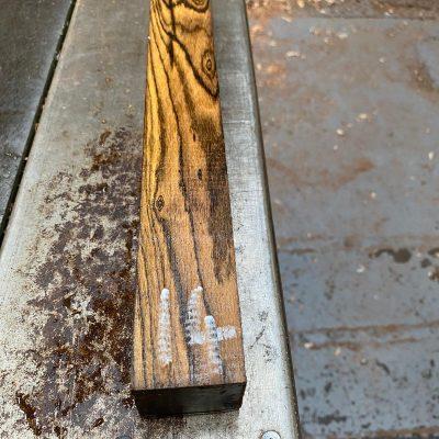 Bocote 1.5x1.5x12 inches