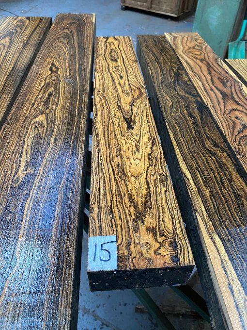 Bocote 50mm lumber