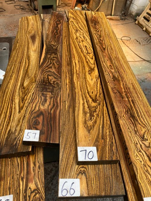 bocote 25mm lumber