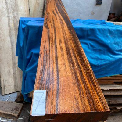Tigerwood (Goncalo Alves) 2310x230x50mm