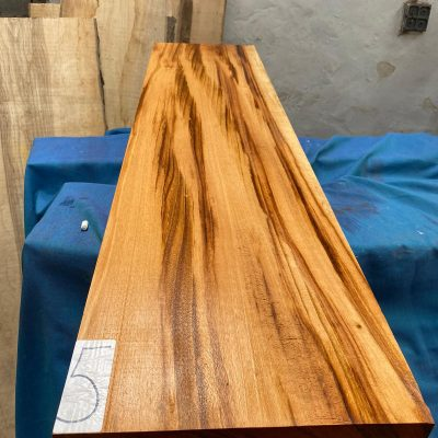 Tigerwood (Goncalo Alves) 1225x300x50mm