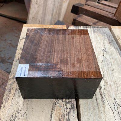 Bolivian Rosewood 6x6x3