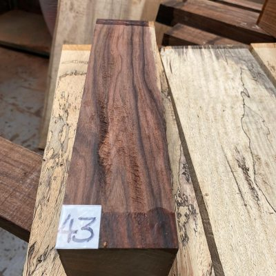 Bolivian Rosewood 3x3x12 inches