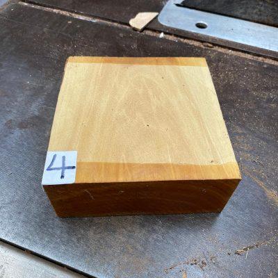 Pau Amarello 6x6x2.5 inches