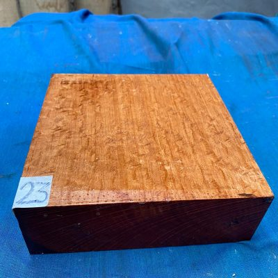 Lacewood 8x8x2.5 inches