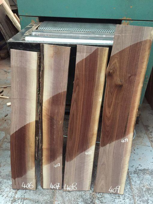 American walnut lumber