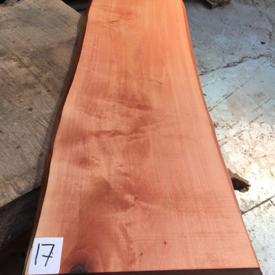 Pearwood 875x300x28mm