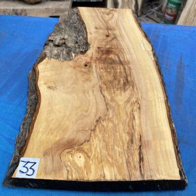 Mediterranean Olivewood Board 615x290x30 mm