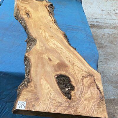 Mediterranean Olivewood Board 1330x230x28 mm