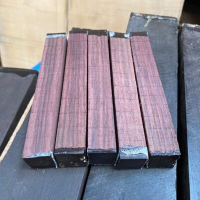 Indian Rosewood Pen Blank 21x21x150 mm