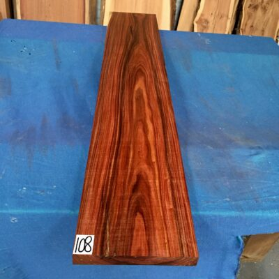 Bolivian Rosewood 1210x210x29 mm