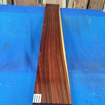 Bolivian Rosewood 1160x150x30 mm