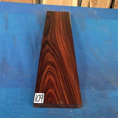 Bolivian Rosewood 700x150x25 mm