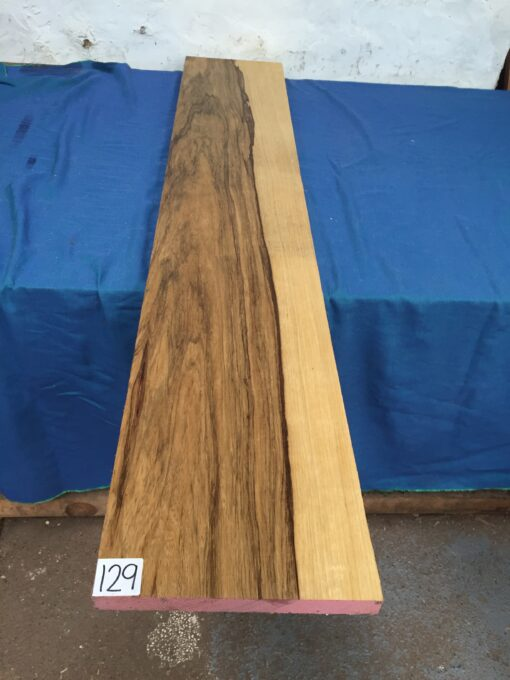 Black Limba / Korina 1530x280x30mm