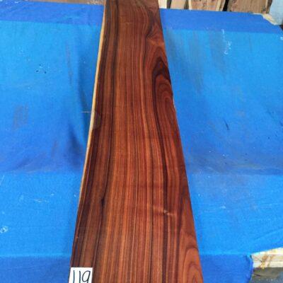 Bolivian Rosewood 1350x225x25 mm