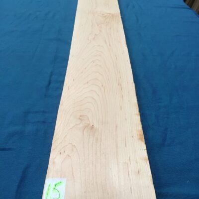 Maple 1220x160x25mm