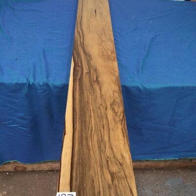 Black Limba / Korina 1530x200x30mm