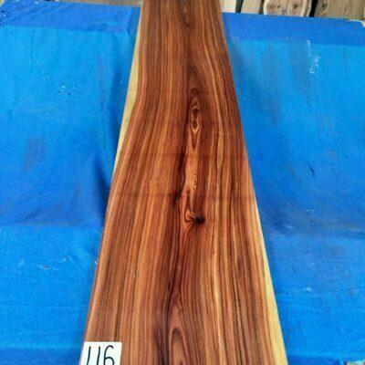 Bolivian Rosewood 1255x250x20 mm