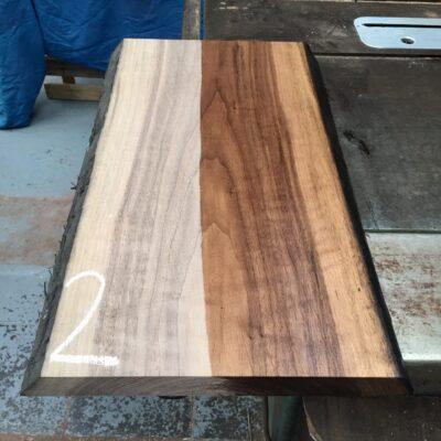 American Walnut 510x290x32 mm
