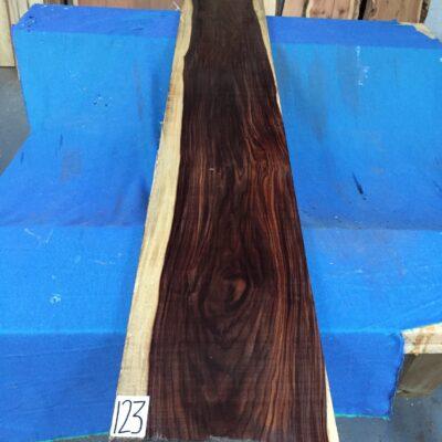 Bolivian Rosewood 1490x240x28 mm